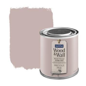 GAMMA Wood&Wall krijtverf Precious Pink 100 ml in de beste prijs-/kwaliteitsverhouding, uitgebreid assortiment bij GAMMA