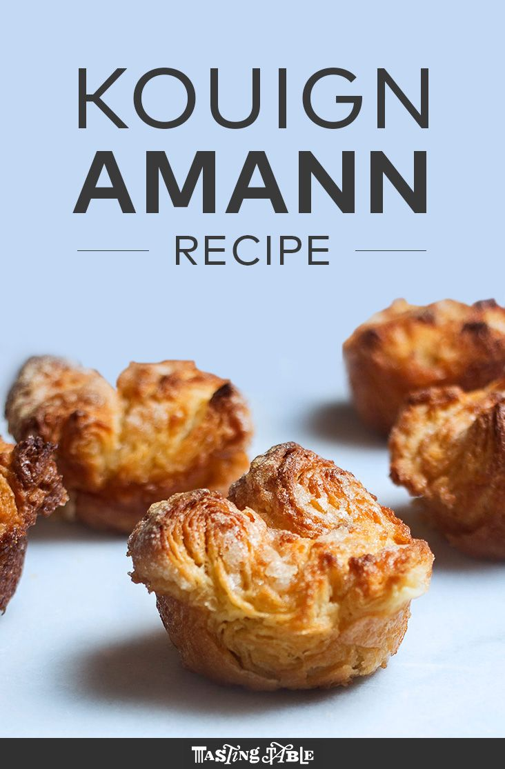 You don't have to be a French pâtissier to master the art of kouign-amann.
