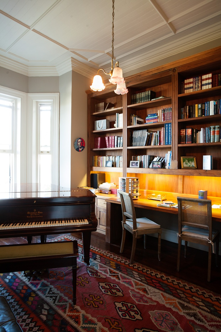 Music Room, Cape Town