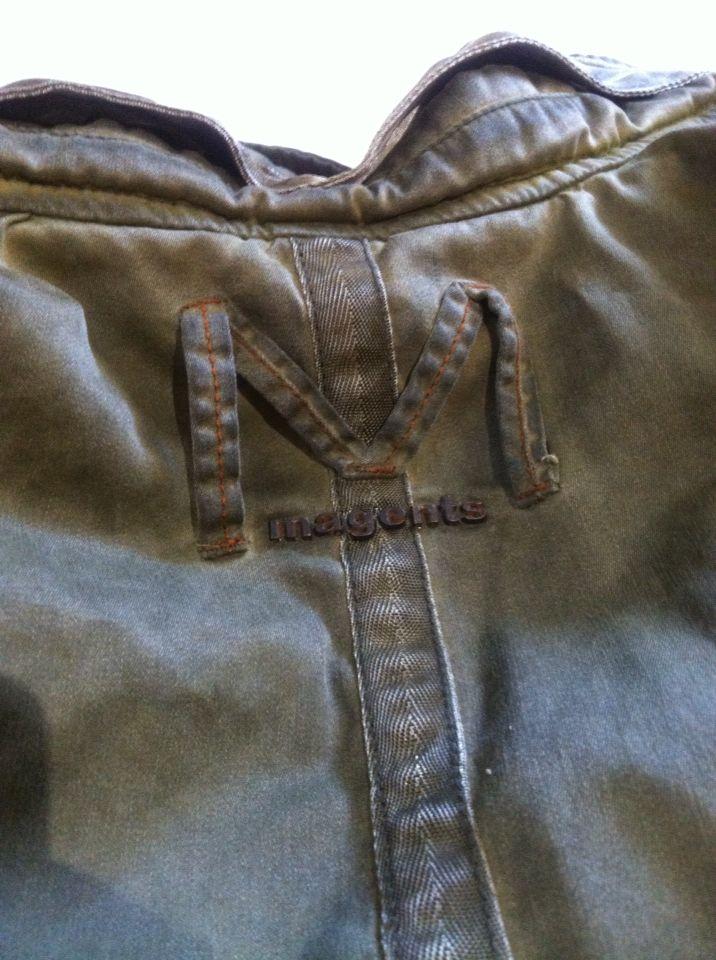 #magents Twill spray treatment jacket