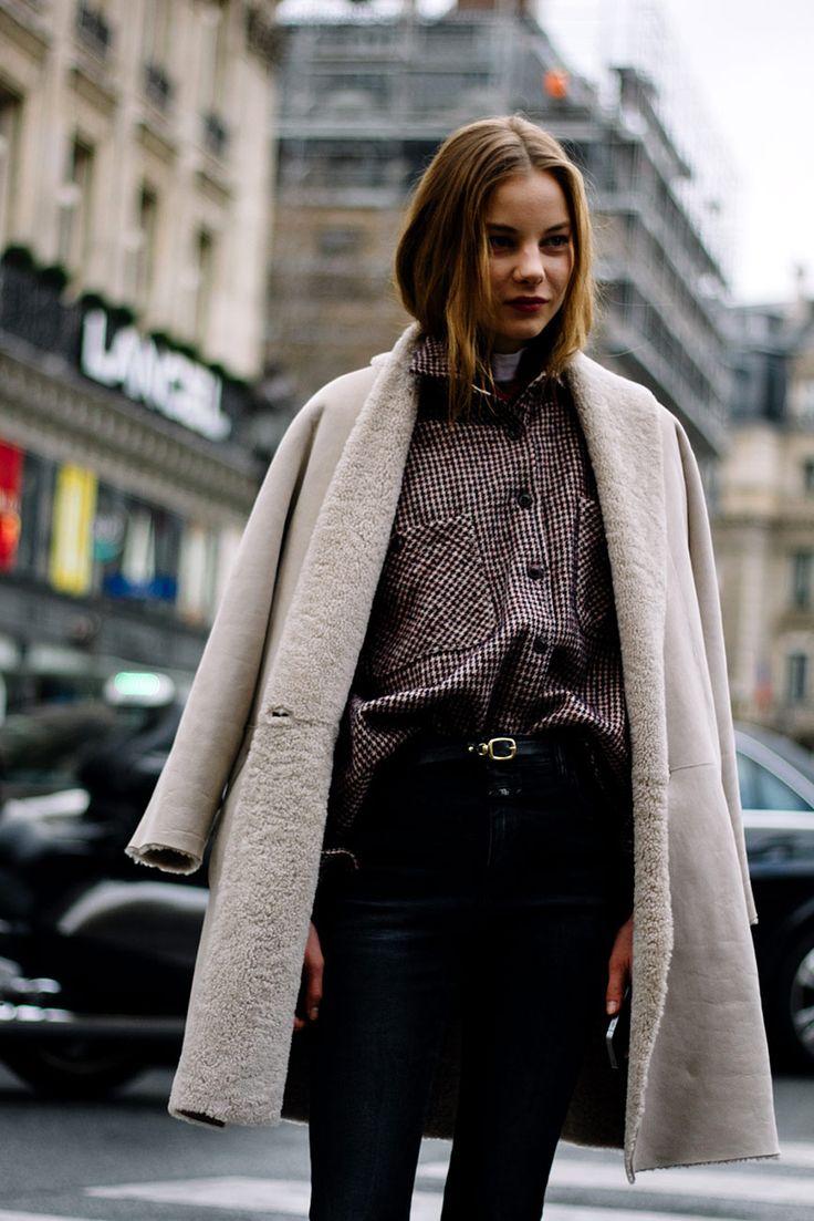 Street Style París Fashion Week Otoño Invierno 2016 | Galería de fotos 10 de 168 | VOGUE