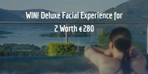 #COMPETITION WIN! Deluxe Facial Experience for 2 worth €280 at Aghadoe Heights Hotel & Spa Begin with a Thermal Suite journey, followed by a VOYA Deluxe Facial Experience each and to finish relax with seasonal sorbets and herbal teas in the relaxation room ☕️🍧 To Enter Simply Answer the Question via the Link #GoodLuck