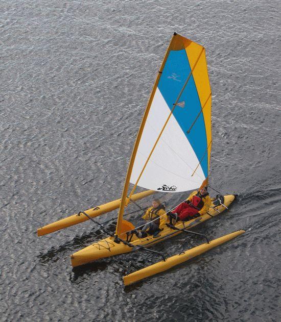 Hobie Mirage Island tandem kayak