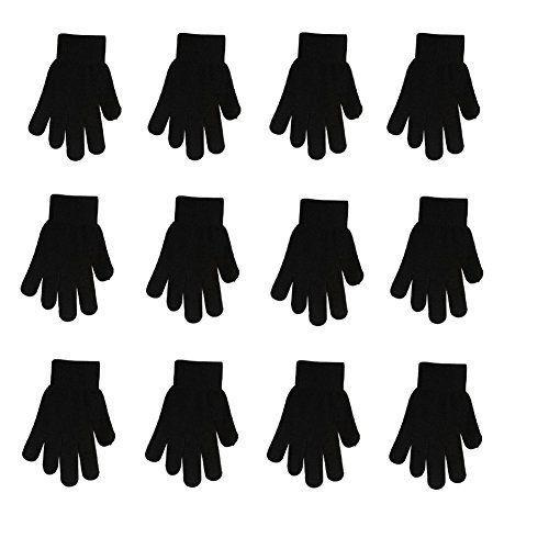 BLACK MAGIC GLOVES UNISEX MENS//WOMENS ONE SIZE FITS ALL WHOLESALE BULK BUY