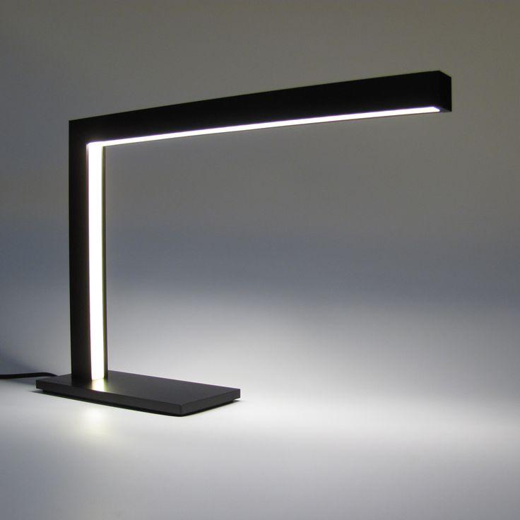 Best 25 led desk lamp ideas on pinterest led desk light for Modern led table lamps