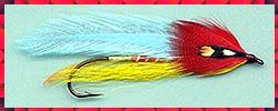 Carrie Stevens Patterns II - Intro and Text Index - Global FlyFisher