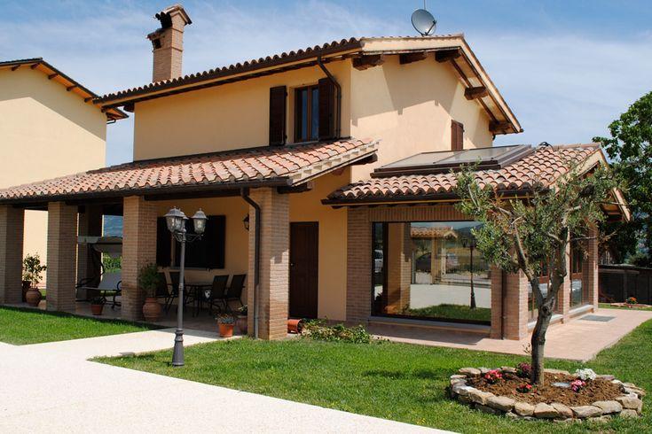 Oltre 25 fantastiche idee su esterni casa su pinterest for Case in stile spagnolo