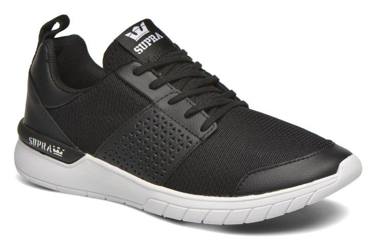 La marque Supra naît en 2005 de l'imagination du collectif californien KR3W. Spécialisée dans les chaussures de skate, Supra connaît un succès fulgurant, d'abord dans le cercle initié des skateurs professionnels, notamment grâce à Chad Muska, star du mili ...