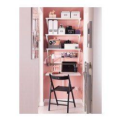 NORBERG Tavolo ribaltabile da parete, bianco - IKEA