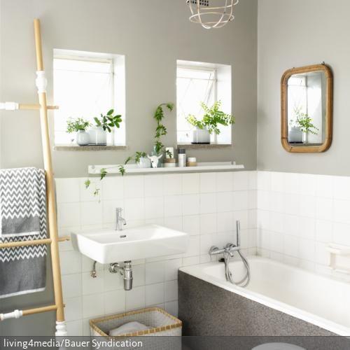 Modernes Baddesign Malerei : Die besten ideen zu hellgraue badezimmer auf pinterest