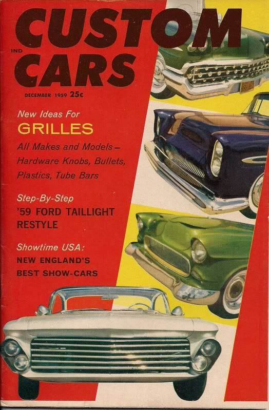 tube grilles / custom grilles late 50's to the 70's - Page 3