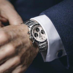 Découvrez la montre Cosmograph Daytona en Or gris 18 ct sur le Site Officiel Rolex. Modèle : 116519LN