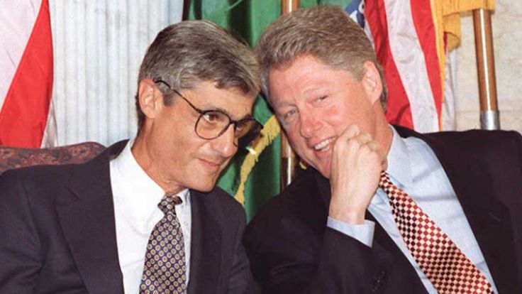Robert Rubin: 'Much of what was done in Dodd-Frank was necessary'