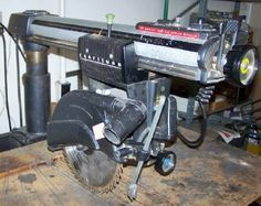 Radial Arm Saw Instructable