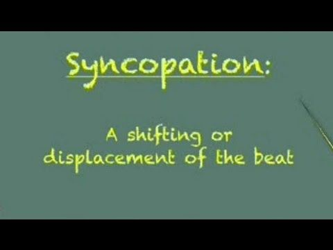 TangoViPedia 61: Syncopation lessons collection