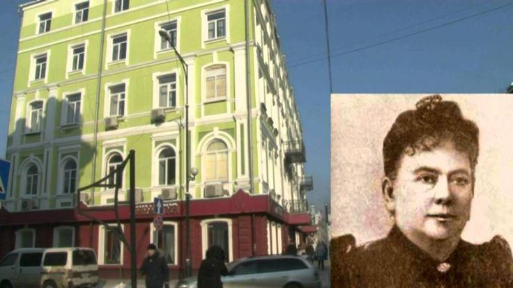 Гостиница Деко. Иркутск, 2012