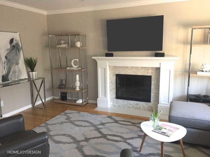 HOME JOY DESIGN | Casual family room