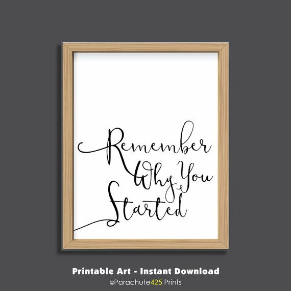 This print could be just the inspiration a social worker needs after a tough day in the field. Great gift to go on someone's desk.