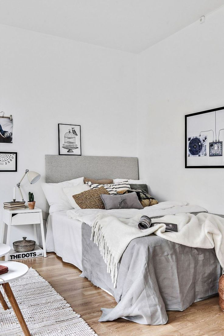 125 best scandinavian style interior images on pinterest scandinavian bedroom