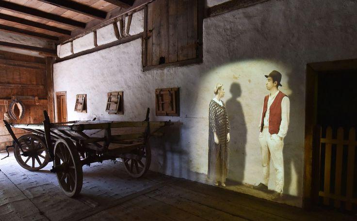 Museum of Tyrolean Farm by Atelier Brueckner