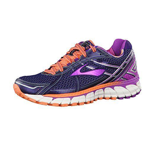 Womens Brooks Adrenaline GTS 15 Running Shoe Peacoat