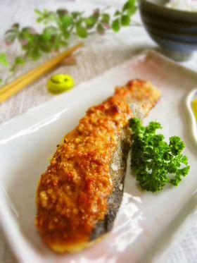 ✿懐かしい味。鱈のネギ味噌焼き✿ by いりこ☆ [クックパッド] 簡単 ...
