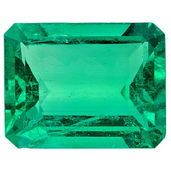 Natural Emerald, 4.2 cts, Colombia