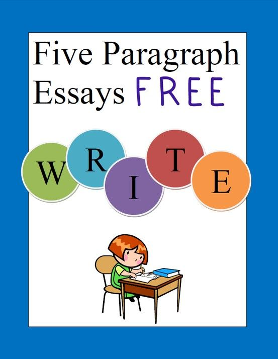 teaching 5 paragraph essay lesson plans Download and read teaching the five paragraph essay lesson plan teaching the five paragraph essay lesson plan challenging the brain to think better and faster can be.