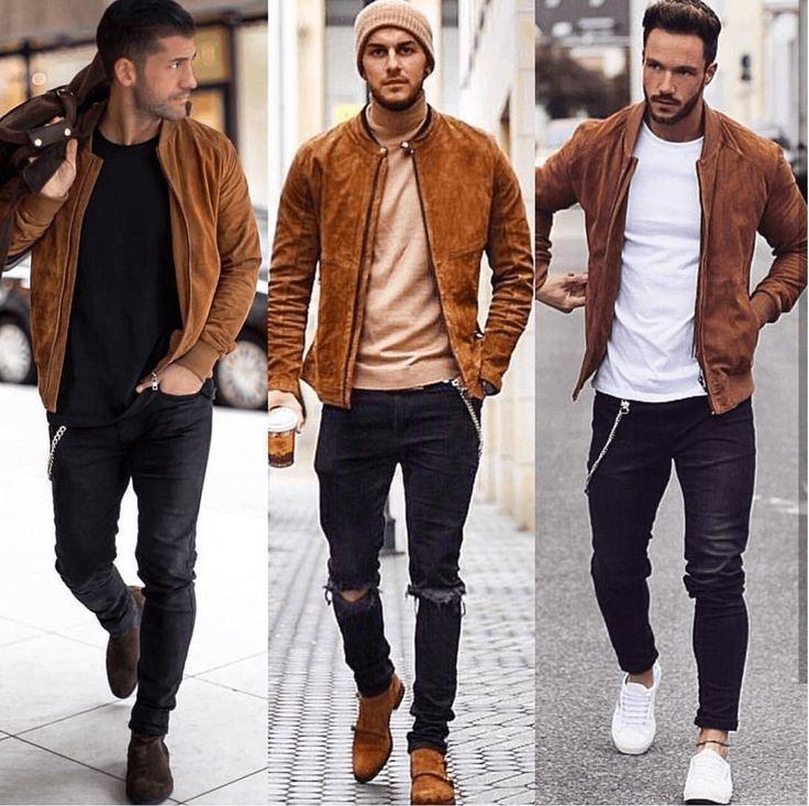 17 Die beliebtesten Streetstyle-Modeideen für Männer 2018 – Spitze