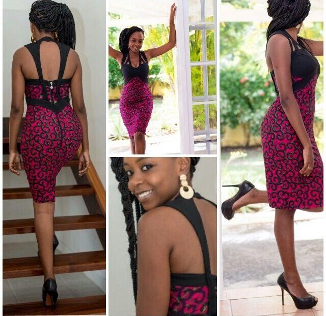 African print dress #ankaradress #nanawax