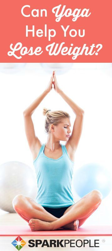 Yoga has many mental and physical benefits--but is weight loss one of them