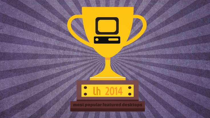 Most Popular Featured Desktops and Home Screens of 2014 Most Popular Featured Desktops and Home Screens of 2014
