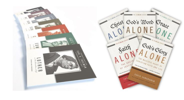 The 5 Solas AND Theologians on the Christian Life Series Giveaway