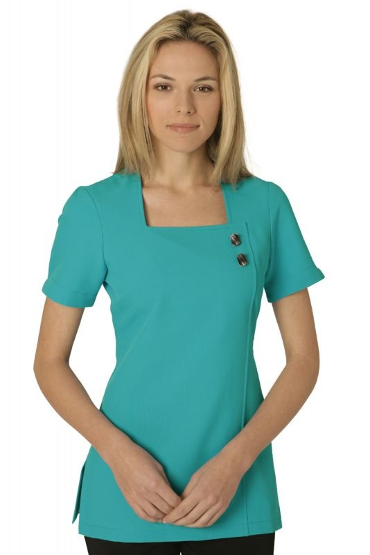 Chic Tunic TURQUOISE