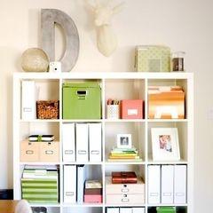 home office storage idea