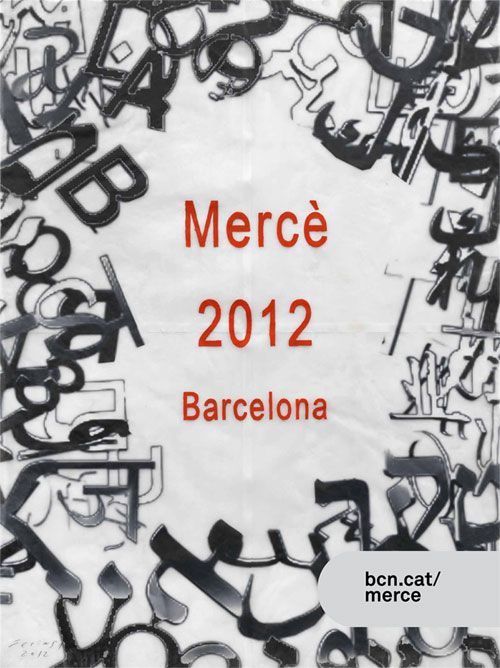 It's time for Barcelona greatest festival, La Merce 2012 is just around the corner!