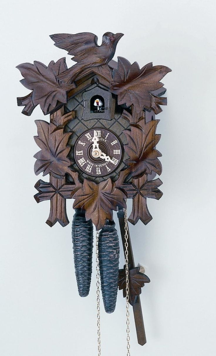 German Coo Coo Clock