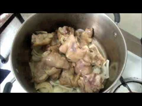Receta de patas de cerdo envinagradas cocinar maxicano for Cocinar patas de cerdo