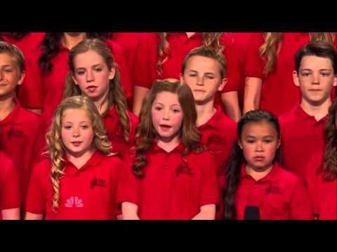 America's Got Talent 2014 - Auditions -  One Voice Children's Choir