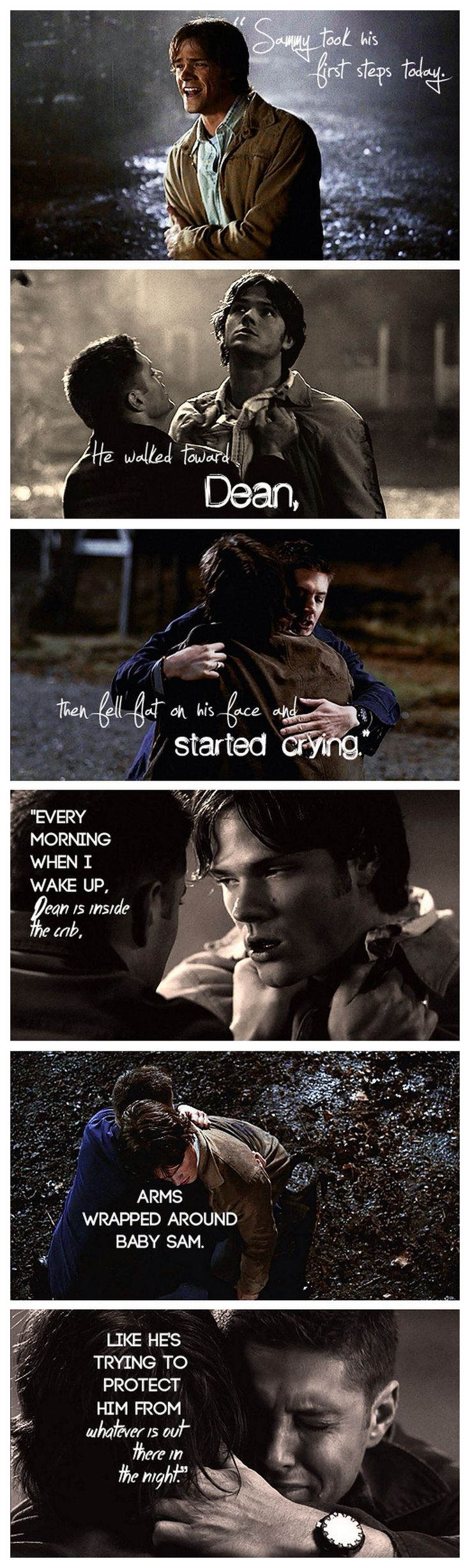 Sam and Dean (Not my edit)