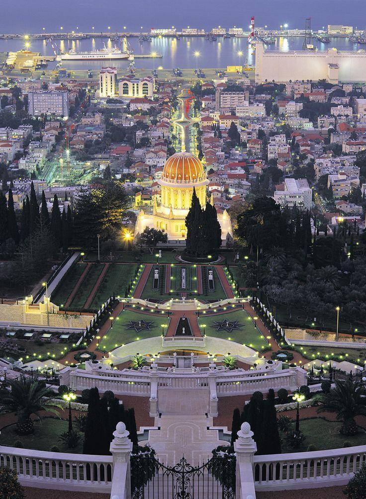 Haifa, Israel                                                       …