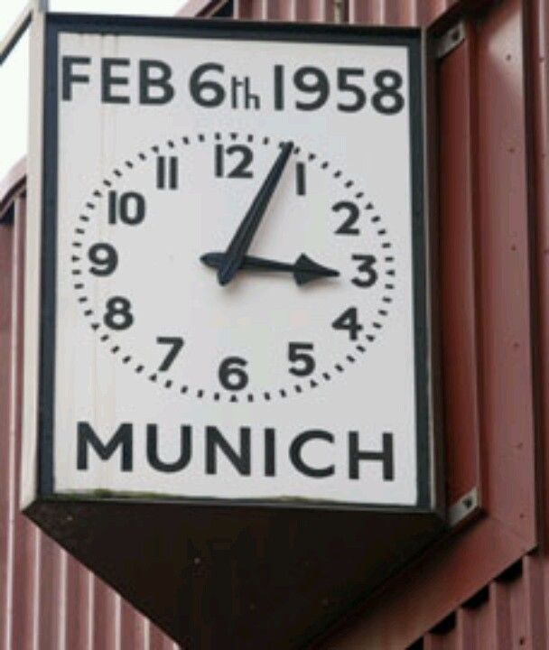 The Busby Babes RIP