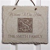 Personalized Slate Wall Plaques & Slate Signs | Personalization Mall