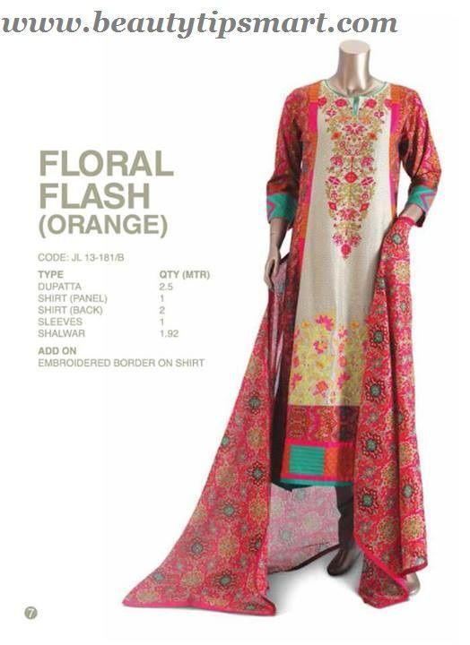 Junaid Jamshed Eid Collection