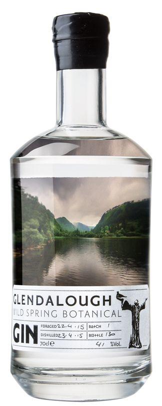 Glendalough Wild Spring Botanical Gin