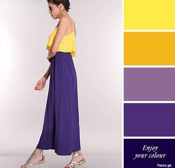 Combinaciones perfectas para vestir