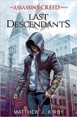Last Descendants: An #AssassinsCreed Novel. Nothing in Owen's life has been right since his father died in prison, accused of a crime Owen is certain he didn't commit. Monroe, the IT guy at school, might finally bring Owen the means to clear his father's name by letting him use an Animus-a device that lets users explore genetic memories buried within their own DNA. During a simulation, Owen comes uncovers the existence of a powerful relic long considered a legend-the Trident of Eden.