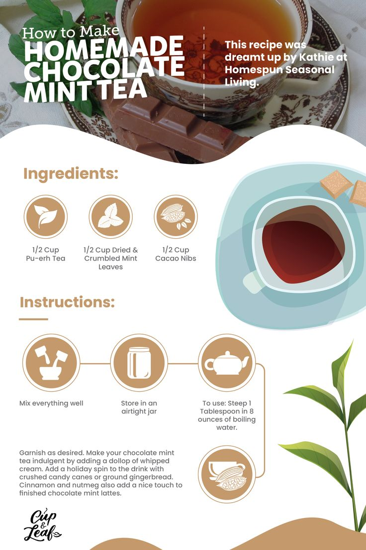 How to make peppermint tea 5 different ways peppermint