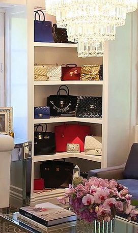 Inside 25 Celebrity Closets That'll Blow Your Mind | People - Kyle Richards