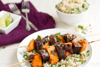 ... Lime Rice | Recipes | Pinterest | Skewers, Chipotle and Cilantro Lime